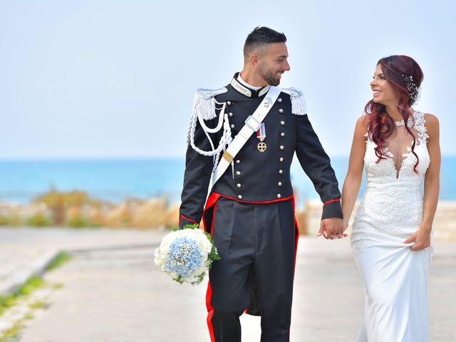 Il matrimonio di Nicholas e Francesca a Bitonto, Bari 22