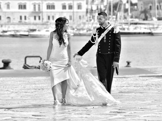 Il matrimonio di Nicholas e Francesca a Bitonto, Bari 24