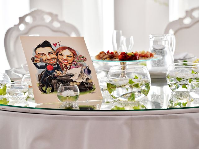 Il matrimonio di Nicholas e Francesca a Bitonto, Bari 25