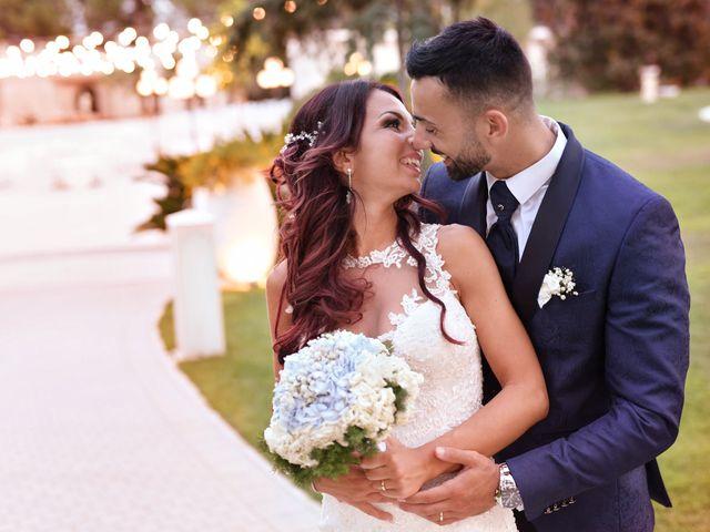 Il matrimonio di Nicholas e Francesca a Bitonto, Bari 1