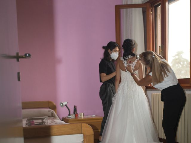 Il matrimonio di Nicola e Valentina a Nuraminis, Cagliari 29
