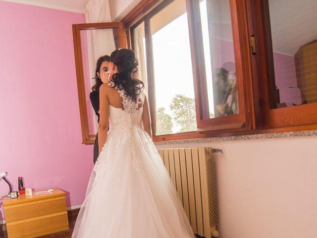 Il matrimonio di Nicola e Valentina a Nuraminis, Cagliari 32