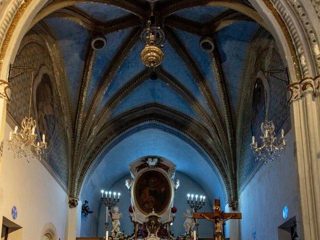 Il matrimonio di Nicola e Valentina a Nuraminis, Cagliari 39