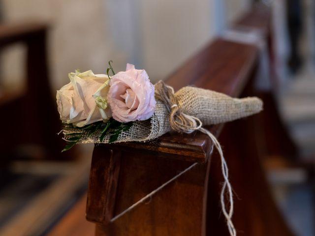 Il matrimonio di Nicola e Valentina a Nuraminis, Cagliari 40