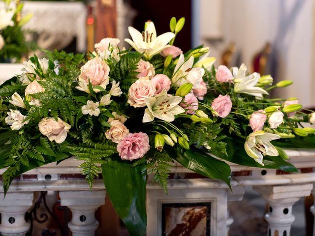 Il matrimonio di Nicola e Valentina a Nuraminis, Cagliari 42