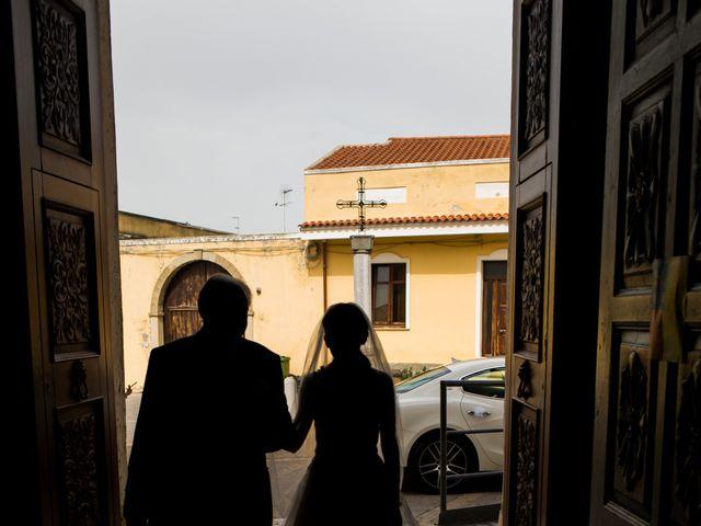 Il matrimonio di Nicola e Valentina a Nuraminis, Cagliari 49