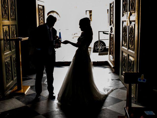 Il matrimonio di Nicola e Valentina a Nuraminis, Cagliari 50