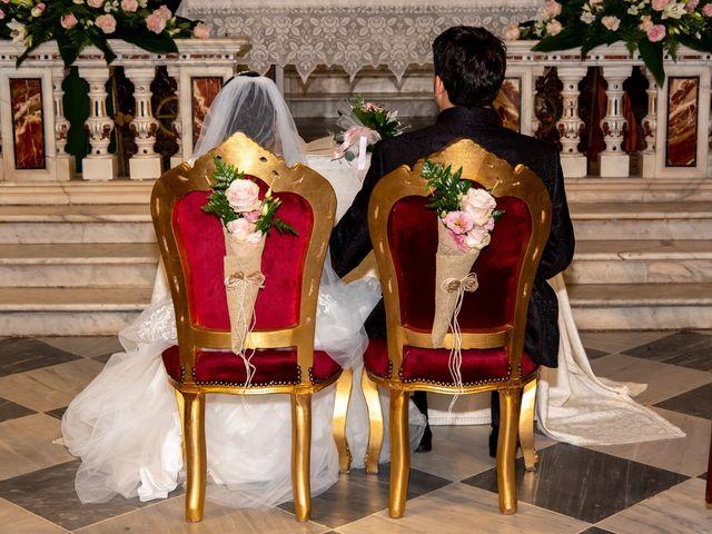 Il matrimonio di Nicola e Valentina a Nuraminis, Cagliari 51