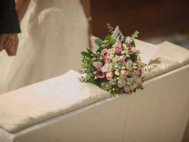 Il matrimonio di Nicola e Valentina a Nuraminis, Cagliari 52