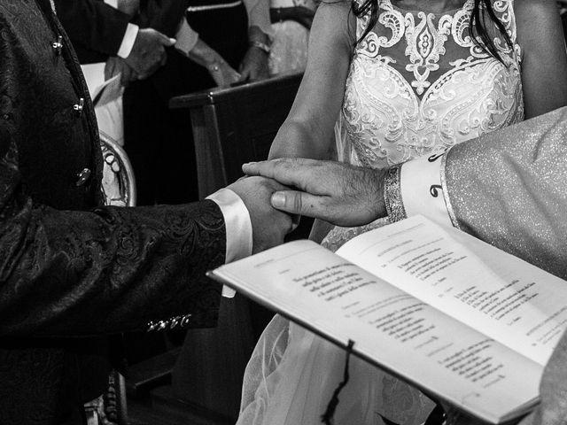 Il matrimonio di Nicola e Valentina a Nuraminis, Cagliari 1