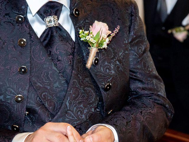 Il matrimonio di Nicola e Valentina a Nuraminis, Cagliari 61