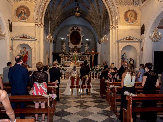 Il matrimonio di Nicola e Valentina a Nuraminis, Cagliari 65