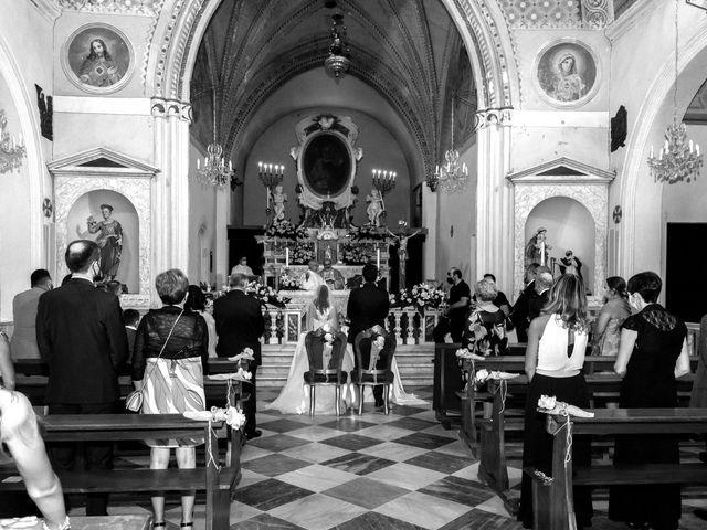 Il matrimonio di Nicola e Valentina a Nuraminis, Cagliari 66