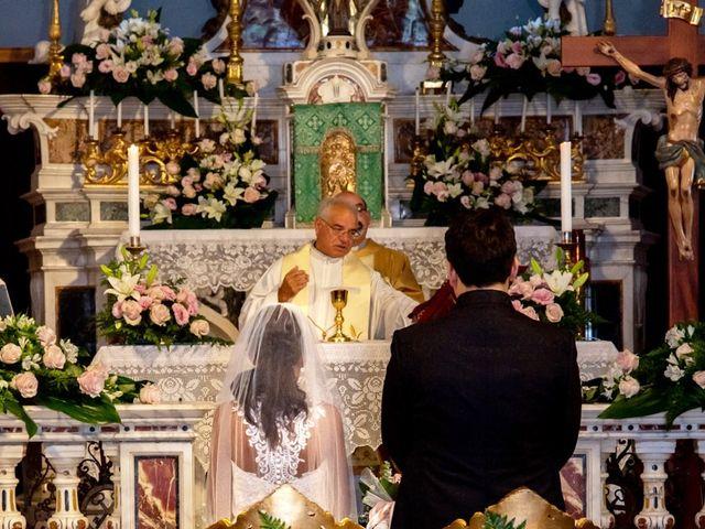 Il matrimonio di Nicola e Valentina a Nuraminis, Cagliari 67