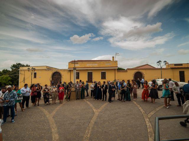 Il matrimonio di Nicola e Valentina a Nuraminis, Cagliari 69