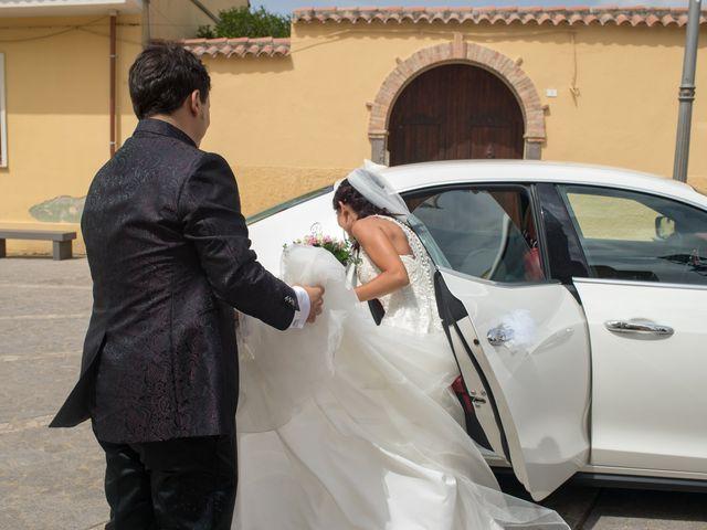 Il matrimonio di Nicola e Valentina a Nuraminis, Cagliari 73