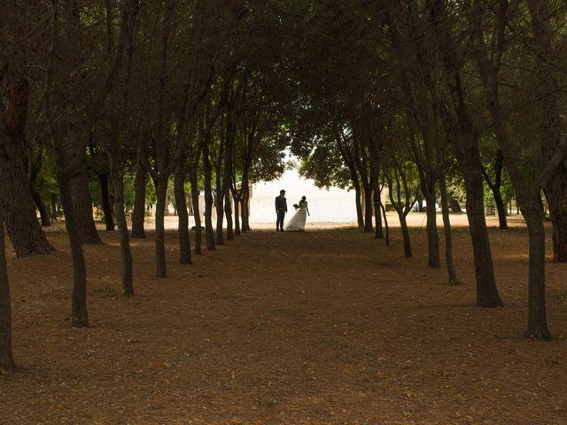 Il matrimonio di Nicola e Valentina a Nuraminis, Cagliari 81