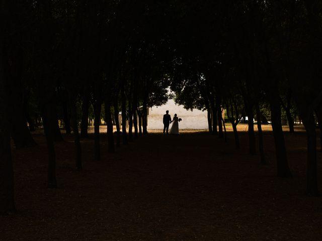 Il matrimonio di Nicola e Valentina a Nuraminis, Cagliari 83