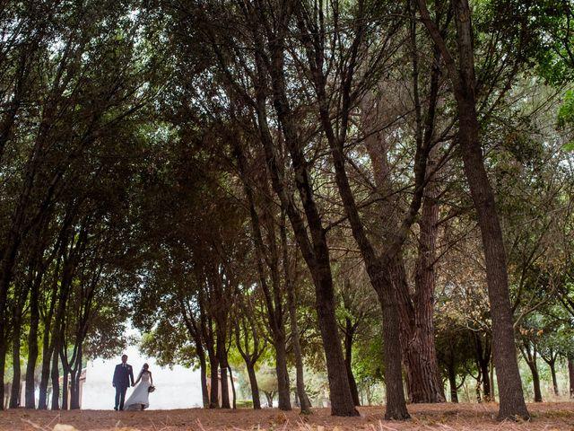 Il matrimonio di Nicola e Valentina a Nuraminis, Cagliari 86
