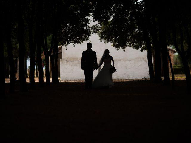 Il matrimonio di Nicola e Valentina a Nuraminis, Cagliari 87