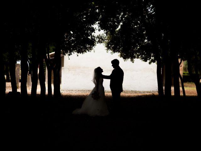 Il matrimonio di Nicola e Valentina a Nuraminis, Cagliari 89