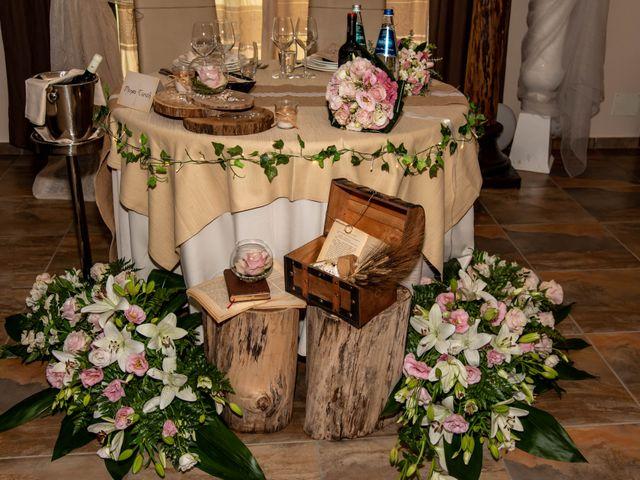 Il matrimonio di Nicola e Valentina a Nuraminis, Cagliari 103