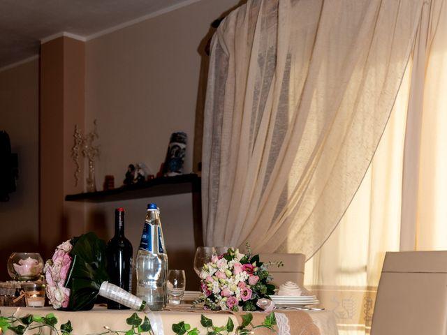 Il matrimonio di Nicola e Valentina a Nuraminis, Cagliari 104
