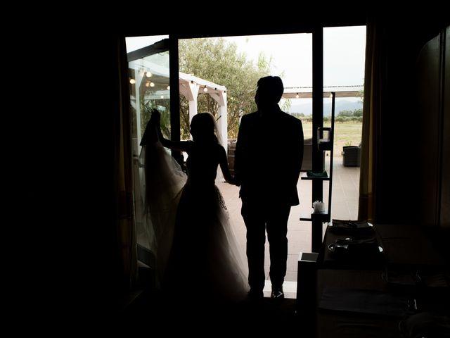 Il matrimonio di Nicola e Valentina a Nuraminis, Cagliari 107