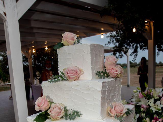 Il matrimonio di Nicola e Valentina a Nuraminis, Cagliari 123