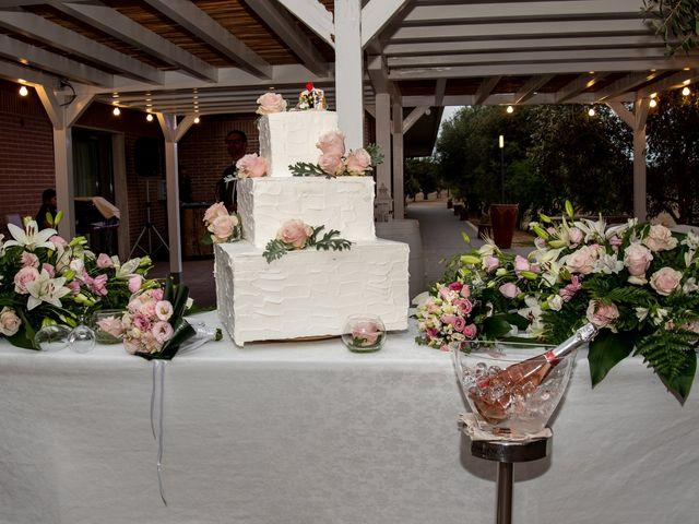 Il matrimonio di Nicola e Valentina a Nuraminis, Cagliari 126
