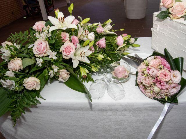 Il matrimonio di Nicola e Valentina a Nuraminis, Cagliari 127