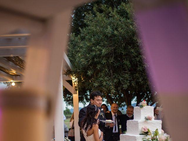 Il matrimonio di Nicola e Valentina a Nuraminis, Cagliari 130