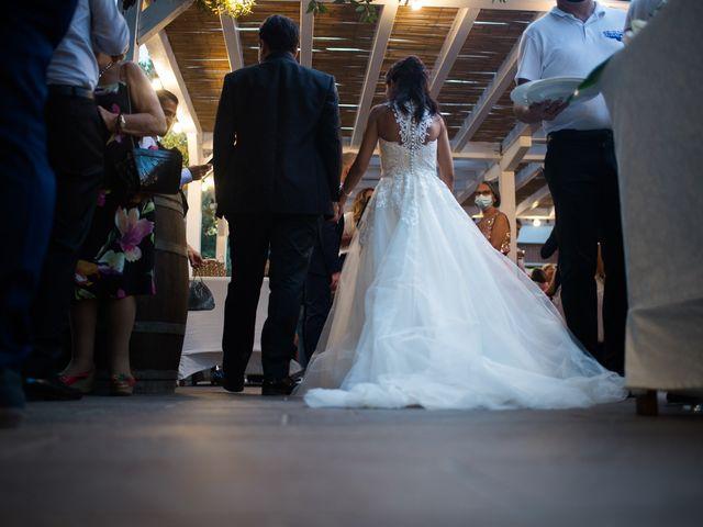 Il matrimonio di Nicola e Valentina a Nuraminis, Cagliari 132