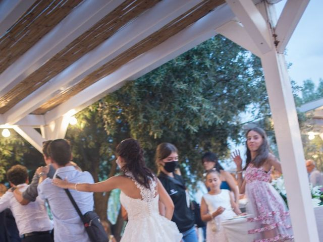 Il matrimonio di Nicola e Valentina a Nuraminis, Cagliari 133