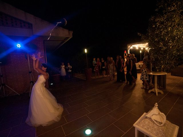 Il matrimonio di Nicola e Valentina a Nuraminis, Cagliari 136