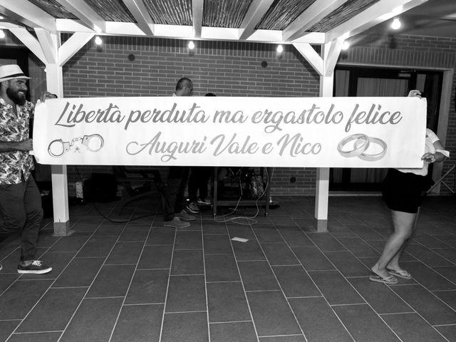 Il matrimonio di Nicola e Valentina a Nuraminis, Cagliari 137