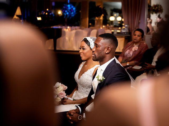 Il matrimonio di Bastos e Neika a Roma, Roma 26