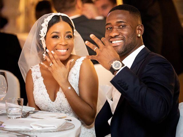 Il matrimonio di Bastos e Neika a Roma, Roma 35