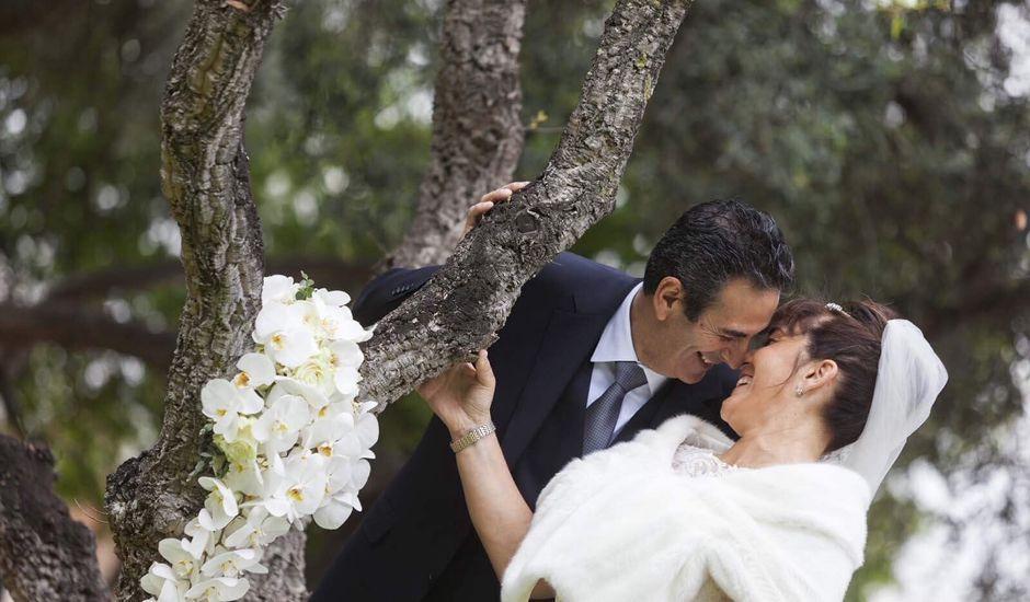 Il matrimonio di Maurilio Frau e Marina Elena Orilio a Cagliari, Cagliari