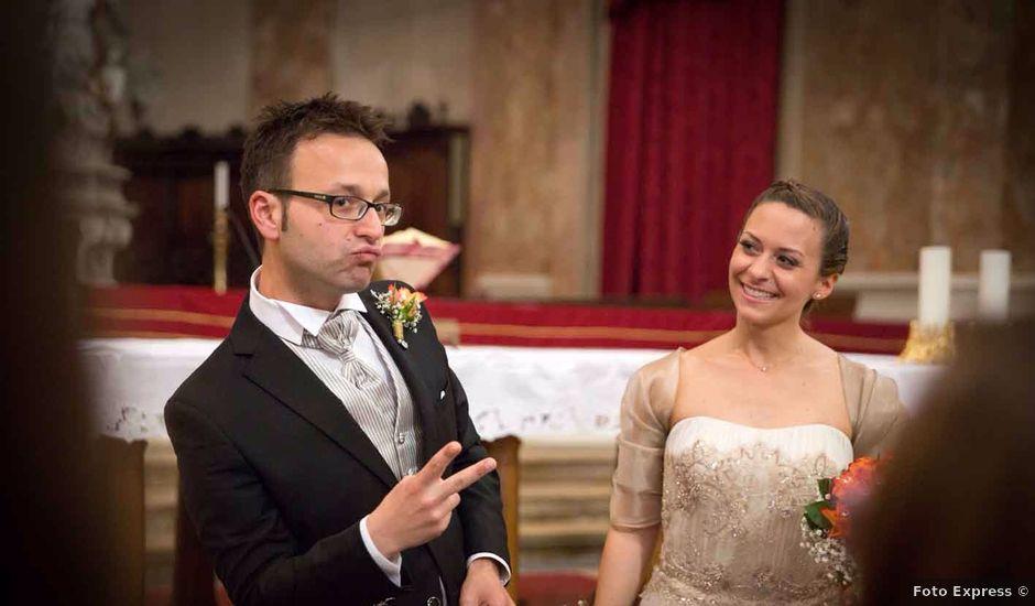 Il matrimonio di Gianluca e Sara a Comacchio, Ferrara