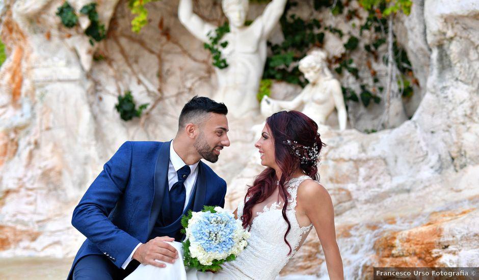 Il matrimonio di Nicholas e Francesca a Bitonto, Bari
