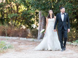 Le nozze di Claudia e Alessandro 1