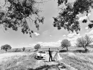 Le nozze di Lucianna e Tommaso