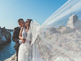 Le nozze di Valeria e Antonio