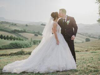 Le nozze di Annalisa e Matteo