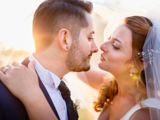 Le nozze di Sara e Damian