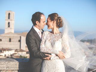 Le nozze di Damiano e Sarah