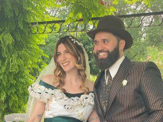 Le nozze di Debora  e Manuel  2