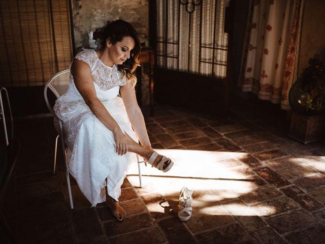 Il matrimonio di Davide e Mari a Casole d'Elsa, Siena 14