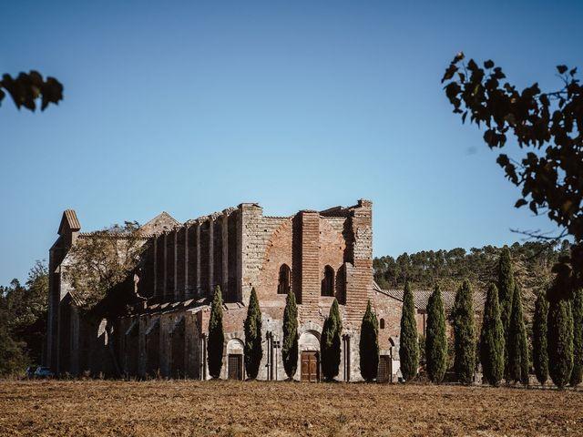 Il matrimonio di Davide e Mari a Casole d'Elsa, Siena 15